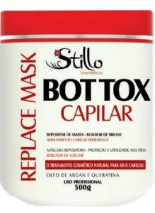 STILLO Bottox Capilar Replace Mask Máscara Capilar 500g