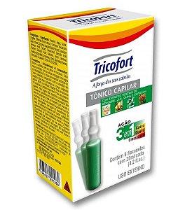 TRICOFORT Tônico Capilar 6x20ml kit