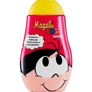 TURMA da MÔNICA KIDS para Cabelos Cacheados e Ondulados Shampoo 260ml