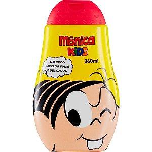 TURMA da MÔNICA KIDS para Cabelos Finos e Delicados Shampoo 260ml