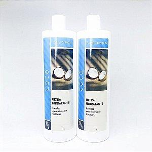 VERBALIZE Coco Shampoo + Condicionador Ultra Hidratante 1l