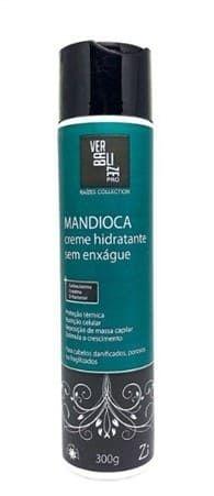 VERBALIZE Mandioca Creme Hidratante Sem Enxágue 300g