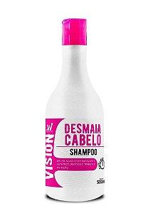VISION Desmaia Cabelo Shampoo 500ml