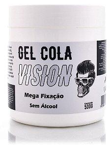 VISION Gel Cola Mega Fixação 1Kg