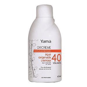 YAMÁ Água Oxigenada Oxicreme 40V 60ml