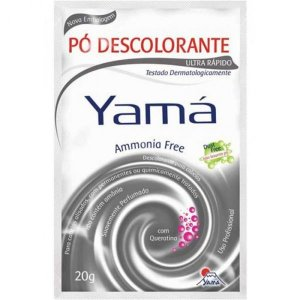 YAMÁ Pó Descolorante Ammonia Free 20g