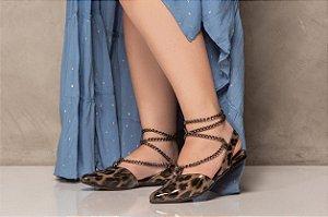 Mule de Moda Feminina Velleza R-604