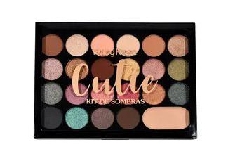 Paleta De Sombras Cutie - Ruby Rose
