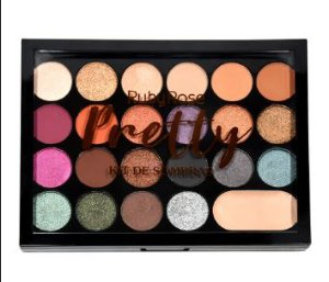 Paleta De Sombras Pretty - Ruby Rose