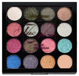 Paleta De Sombras The Glow - Ruby Rose