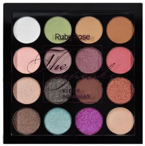 Paleta De Sombras The Cupcake - Ruby Rose