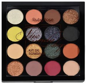Paleta De Sombras The Candy Shop - Ruby Rose