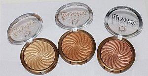 Pó Bronzeador e Iluminador Luminous Bronzer  - Luisance