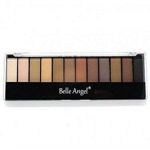 Paleta de Sombras Matte B012-5 - Belle Angel
