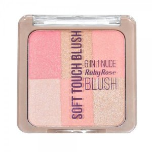 Blush Soft Touch 6 em 1 - Ruby Rose