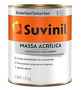 Suvinil Massa Acrílica 0,9L/1,3KG