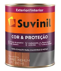 Suvinil Esmalte Acetinado 900ml