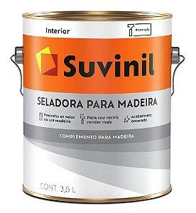 Suvinil Seladora para Madeira 3,6 Litros