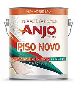 Anjo Piso Nobre Acrílico Fosco Saibro 18 Litros