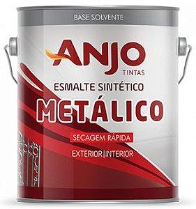 Anjo Esmalte Sintético Metálico 3,6 Litros