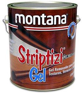 Montana Striptizi Removedor Gel