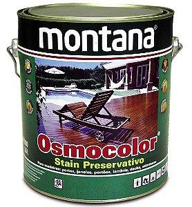 Montana Osmocolor Stain Castanho UV Deck
