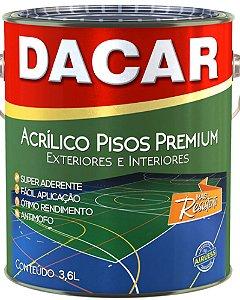Dacar Pisos & Quadras Acrílico