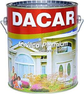 Dacar Acrílico Semi-Brilho