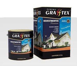 Grafftex Textura Revestimento Riscado Base 25 Kg