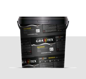 Grafftex Massa Corrida PVA Base 25 kg