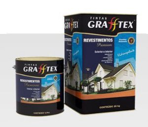 Grafftex Graffine Branco 25 Kg