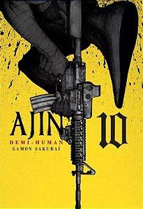 Ajin Vol. 10 - Pré-venda