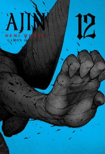 Ajin Vol. 12 - Pré-venda