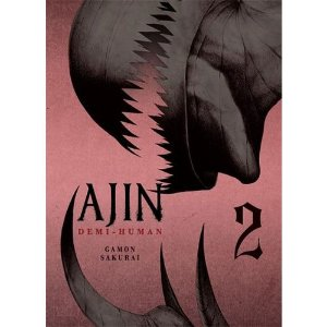 Ajin Vol. 2 - Pré-venda