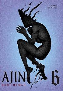 Ajin Vol. 6 - Pré-venda