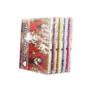 Alice Hearts Vol. 1 ao 6