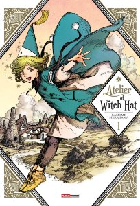 Atelier of Witch Hat Vol.1 - Pré-venda