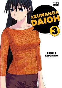 Azumanga Daioh Vol. 3