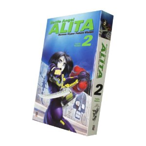 Battle Angel Alita Vol. 2 - Pré-venda