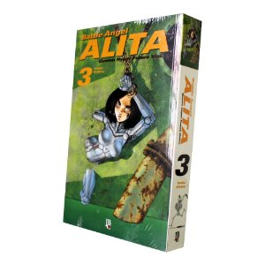 Battle Angel Alita Vol. 3 - Pré-venda