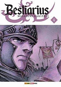 Bestiarius Vol. 4 - Pré-venda