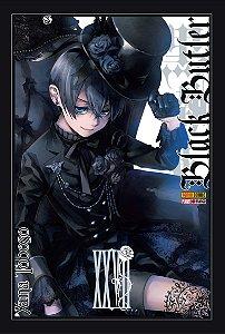 Black Butler Vol. 27 - Pré-venda