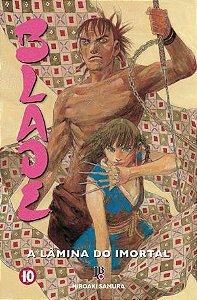 Blade - A Lâmina do Imortal Vol. 10 - Pré-venda