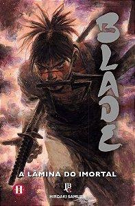 Blade - A Lâmina do Imortal Vol. 11 - Pré-venda