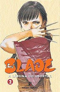 Blade - A Lâmina do Imortal Vol. 2 - Pré-venda
