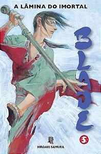 Blade - A Lâmina do Imortal Vol. 5 - Pré-venda