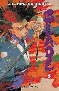 Blade - A Lâmina do Imortal Vol. 6 - Pré-venda