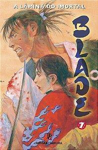 Blade - A Lâmina do Imortal Vol. 7 - Pré-venda