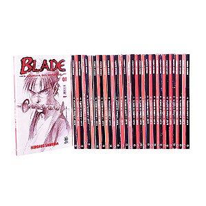Blade Vol. 1 ao 34