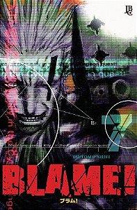 Blame! Vol. 7 - Pré-venda